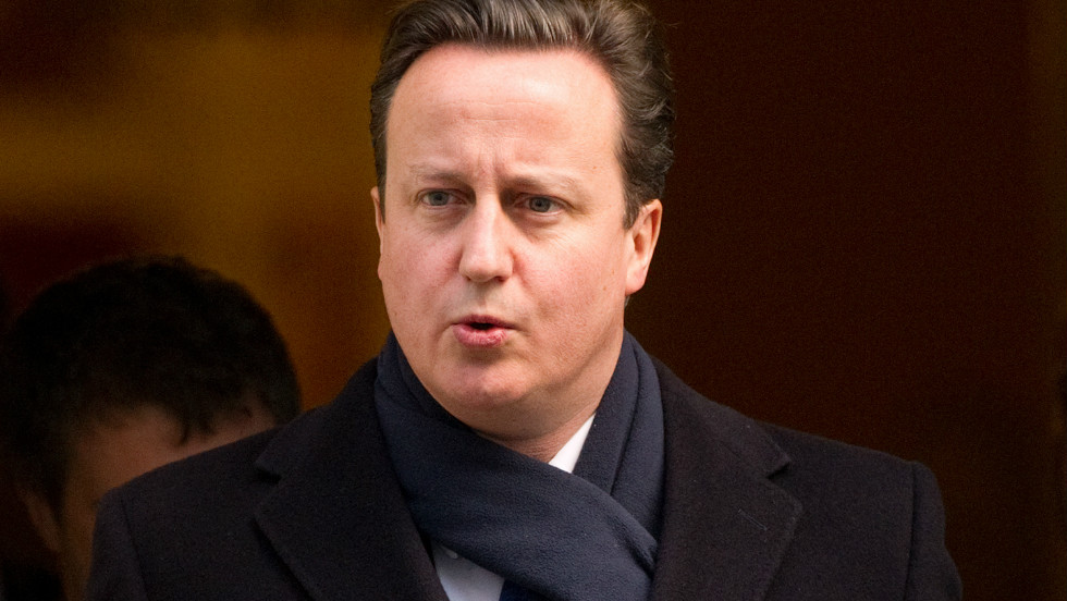 "David Cameron has accused Argentina of ""colonial"" attitudes towards the Falklands."
