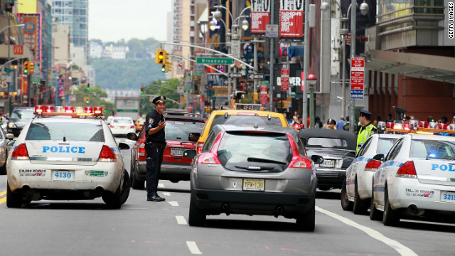 Advocates complain that idling laws such as those in New York do little to improve air quality because they're not enforced.