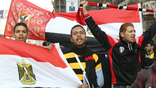 Egypt on edge after soccer riots