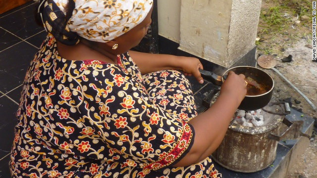 Reduced-smoke stoves help Tanzania