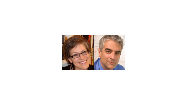 Erika and Nicholas Christakis