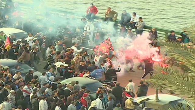 Egyptian activist on Cairo soccer clashes