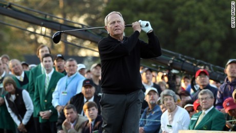 Golf legend Jack Nicklaus is bidding to design the course on which the 2016 Olympics will be played in Rio.