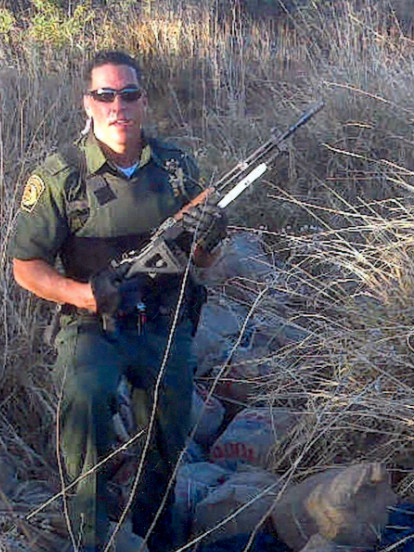 Last suspect arrested in Border Patrol agent's killing