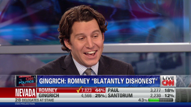 Newt is 'Romney's worse nightmare'