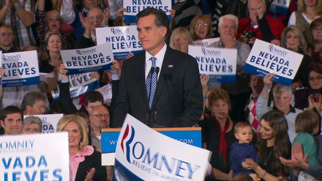 Romney: I'll 'take it to the White House'
