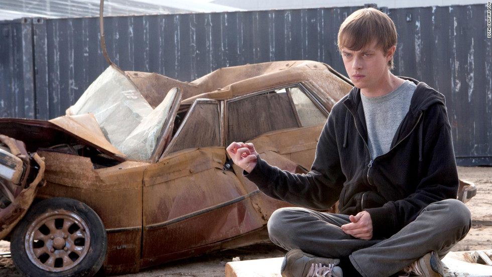 """Chronicle"" (2012), starring Dane DeHaan and Alex Russell."