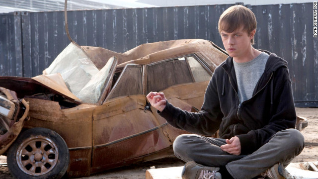 "Dane DeHaan stars as Andrew Detmer in ""Chronicle."""