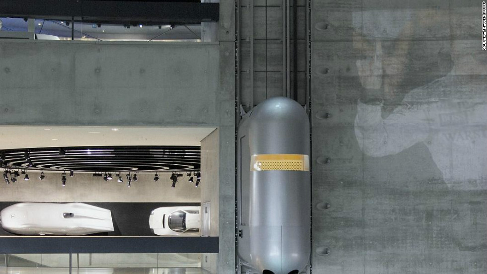 elevators germany