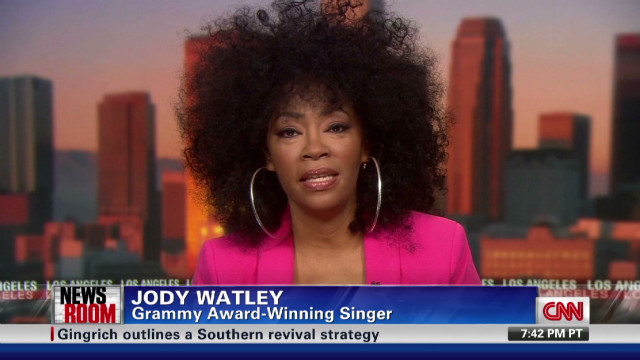Jody Watley remembers Don Cornelius