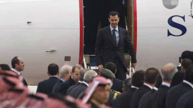 Syrian President Bashar al-Assad, arriving in Jordan in 2009, has turned out to be a false reformer, says Edward P. Djerejian.