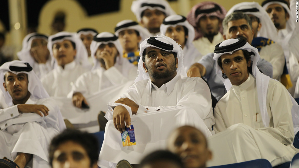 Qatar has its own 12-team top division, with the leading four clubs at the end of the season going into the Qatar Crown Prince Cup. Football is the most popular sport in the kingdom, with nearly 700,000 attending matches in any one season.