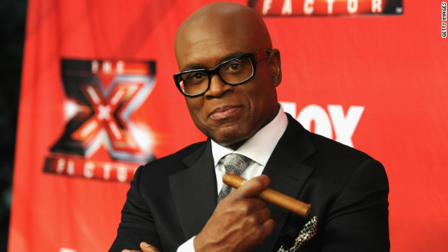 L.A. Reid said he will leave 'The X Factor' after this season.