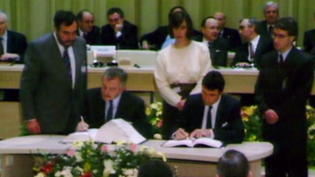 Maastricht Treaty 20 years later