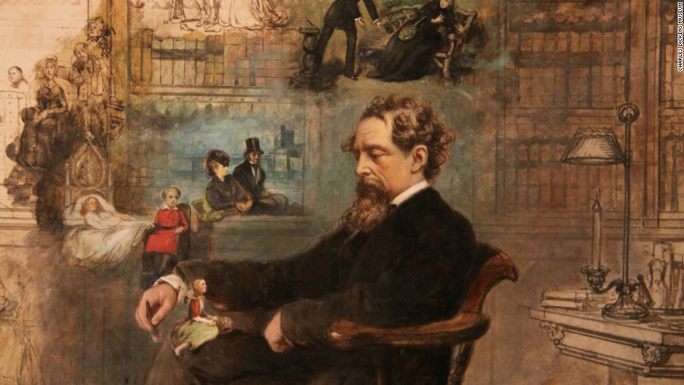 Charles Dickens is one of Shannon's favorite authors, and she has been largely influenced by his writing.