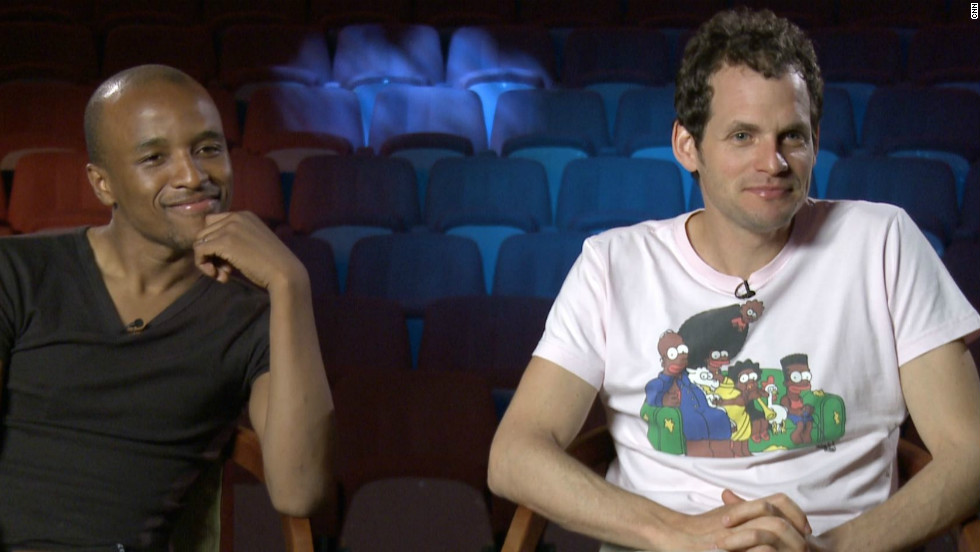 Having a similar approach to comedy makes Rabinowitz and Nkonzo work well together, they say.