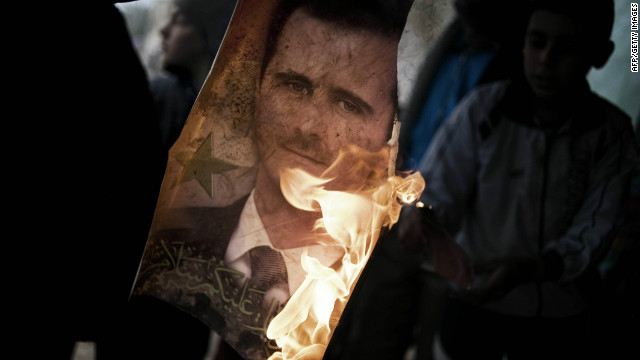 Possible options to end Syria violence