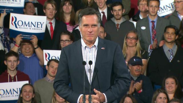 Romney congratulates Santorum