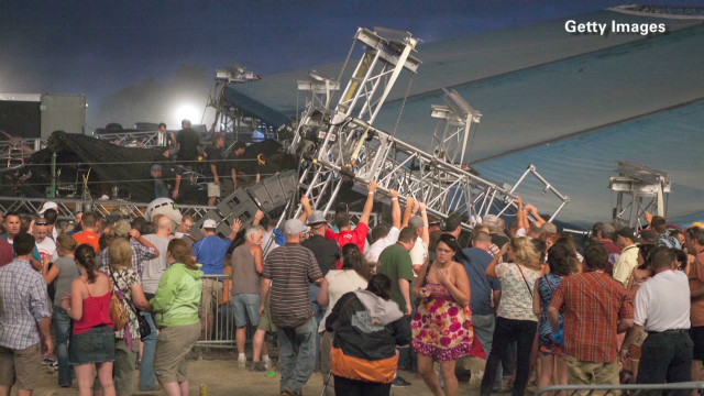 Sugarland not fined for stage collapse