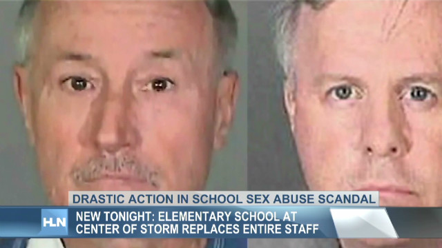 Two L.A. teachers charged with lewd acts