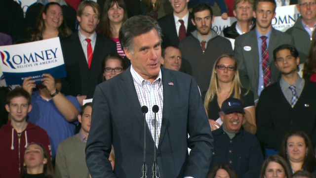 Romney picks up pieces after GOP shakeup