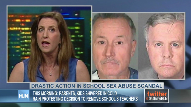 Helping school sex abuse victims