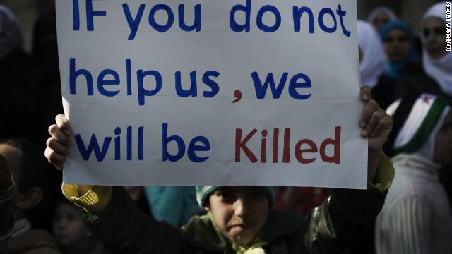 U.S. military reviews Syria options
