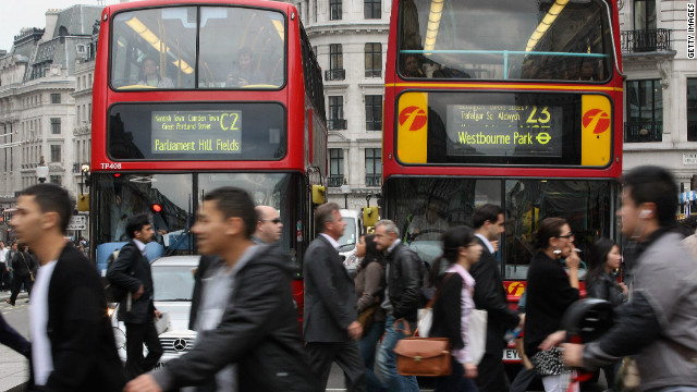 London companies are taking the step in an attempt to ease congestion during the London 2012 Olympic Games.