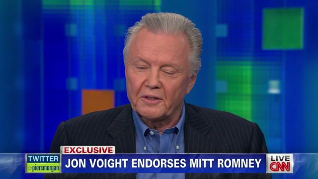 Jon Voight on Mitt Romney