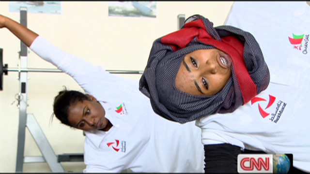 Omani women prepare for offshore debut