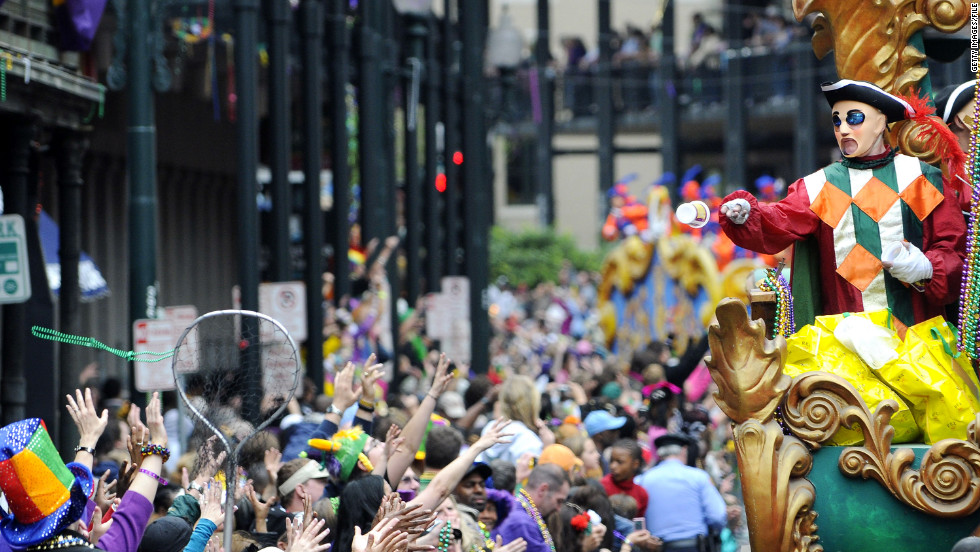 If you're going to New Orleans for Mardi Gras read up on the parades and map out a plan that doesn't have you racing all over the city.