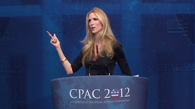 Coulter: Romney a 'square'