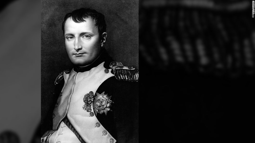 "Napoleon Bonaparte wrote to his wife Josephine incessantly, begging her to visit him and write to him. ""You are going to be here beside me, in my arms, on my breast, on my mouth? Take wing and come, come! A kiss on your heart, and one much lower down, much lower!"""