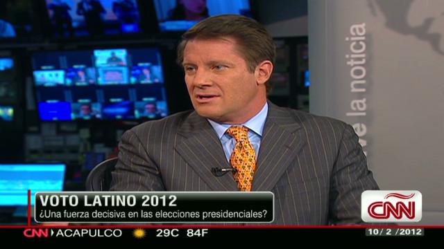 Voto latino 2012