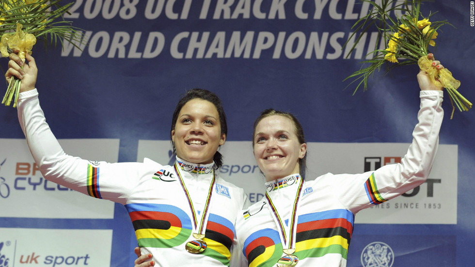 As well as being an accomplished BMX rider, Reade has also won track cycling world titles. In 2007 and 2008 Reade took the team sprint world title alongside Victoria Pendleton, who claimed sprint cycling gold in Beijing.