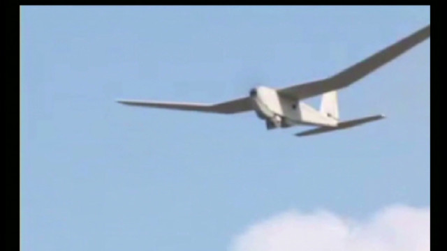 Drones to enter U.S. airspace