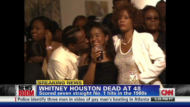 Singer Whitney Houston Dies At 48 Cnn Com