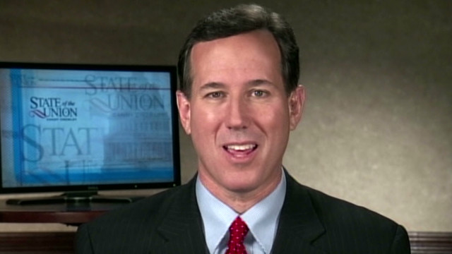 Santorum: I don't rig straw polls