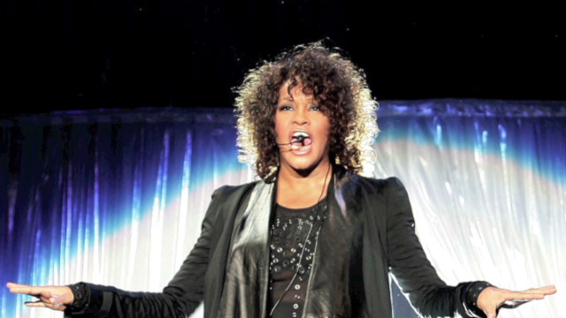 Celebrities mourn Whitney Houston
