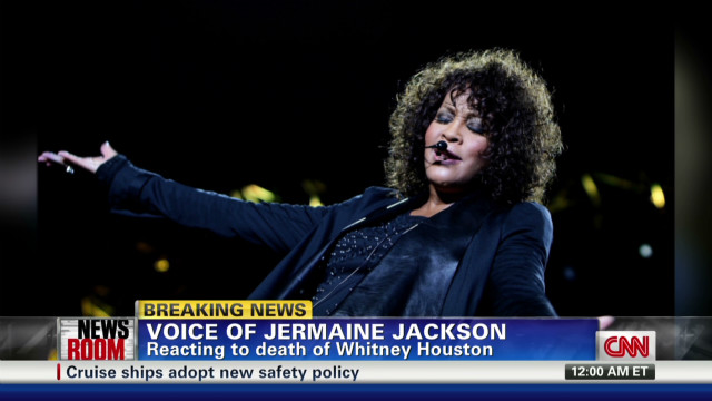Jermaine Jackson speaks about Whitney