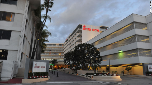 Whitney Houston was found dead in her room at the Beverly Hilton in California on Saturday, February 12.