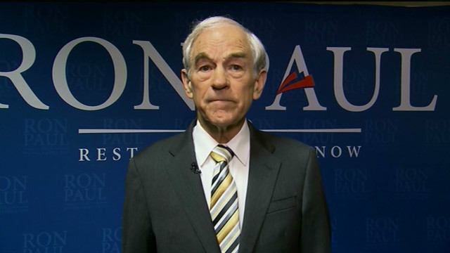 Paul: Romney lacks enthusiastic support