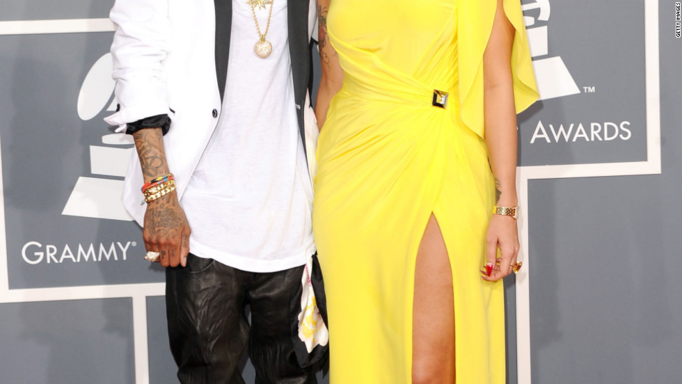 Wiz Khalifa, Amber Rose