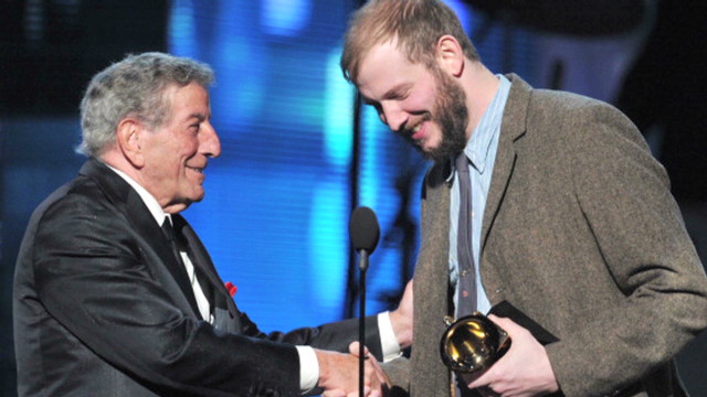 Bon Iver takes Best New Artist Grammy