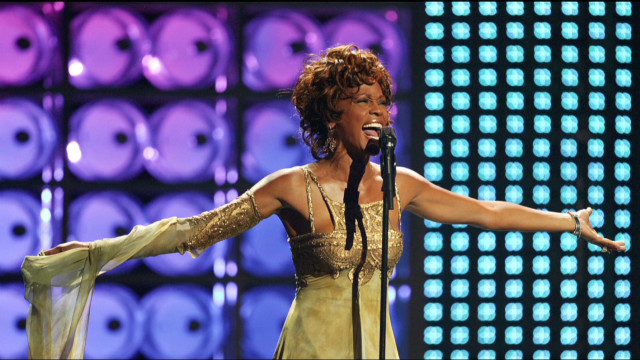 Grammy winners remember Whitney Houston