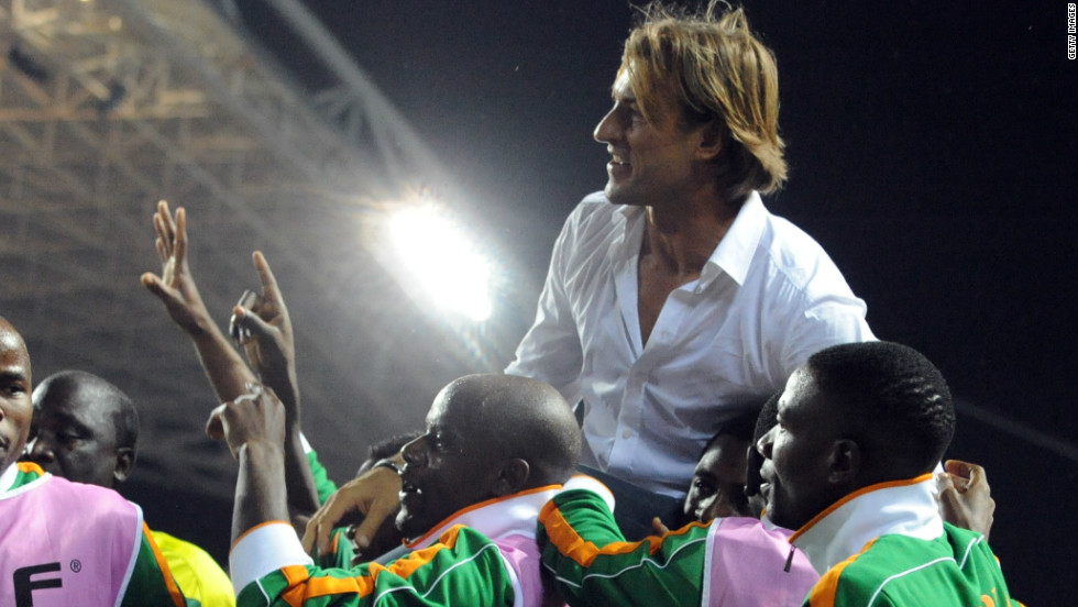 French coach Herve Renard is enjoying his second spell as Zambia coach, with the 43-year-old having also been with the team between 2008 and 2010.