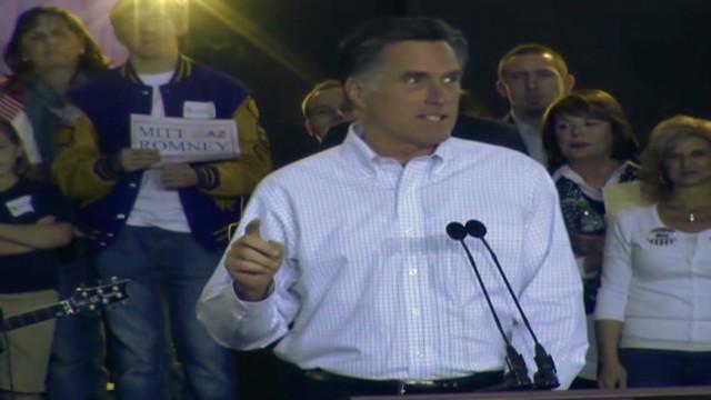 Romney responds to Obama budget