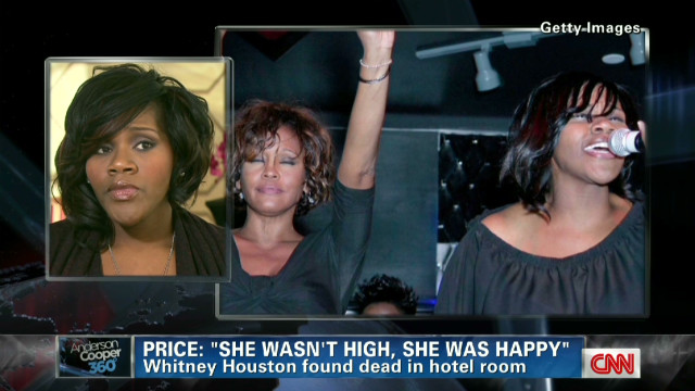 Friend: 'Nothing wrong' with Whitney