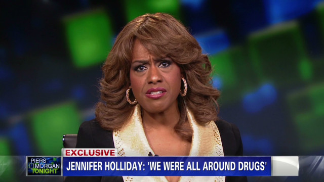 Jennifer Holliday on Houston's drug use