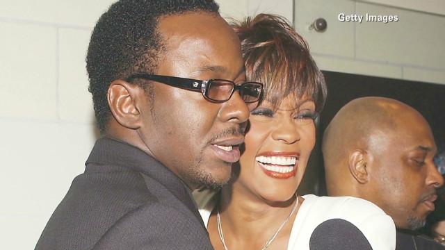 Whitney Houston's battle with drugs